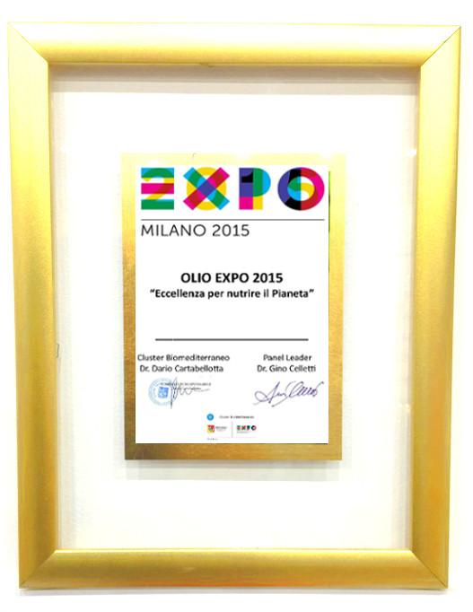 quadro olio EXPO